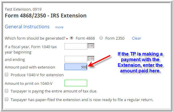 How To File For An Extension